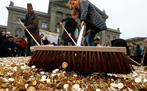 Thụy Sĩ: Trong nước cống cũng có vàng và bạc