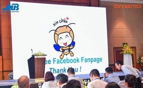 Ngân hàng Quân đội ra mắt eMBee Fanpage
