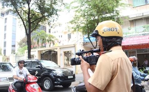 TP.HCM: Chấm dứt việc cảnh sát giao thông ra đường bắt vi phạm?