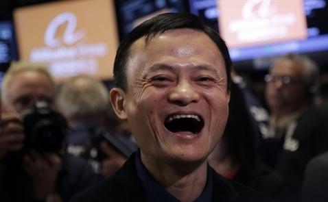 Jack Ma từng bị nhà đầu tư từ chối 30 lần trước khi gọi vốn thành công