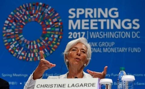 IMF: Kinh tế thế giới chưa phục hồi hoàn toàn
