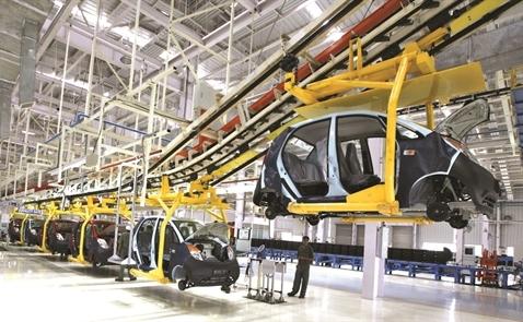 Ấn Độ đặt cược vào xe điện