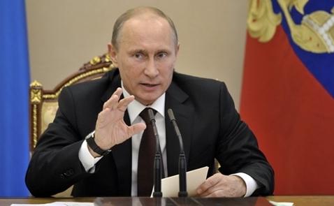 Tổng thống Putin kêu gọi Nga phát hành tiền ảo riêng