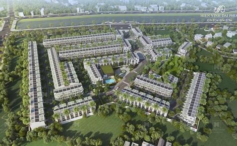 Hiển Vinh Group chào sân dự án mới