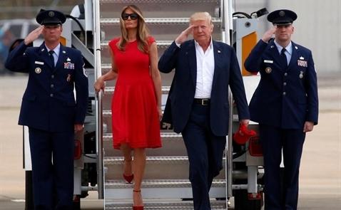 Nhà Trắng xác nhận Tổng thống Trump sẽ thăm Việt Nam