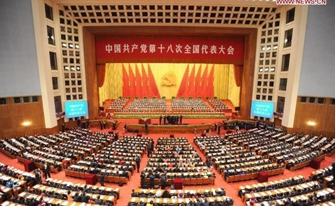 Đại hội Đảng Cộng sản Trung Quốc: Học thuyết