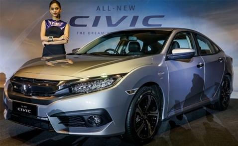Nhiều tranh cãi xung quanh doanh số Honda Civic