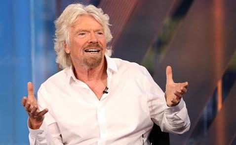 Kĩ năng nào giúp tỷ phú Branson thành công?