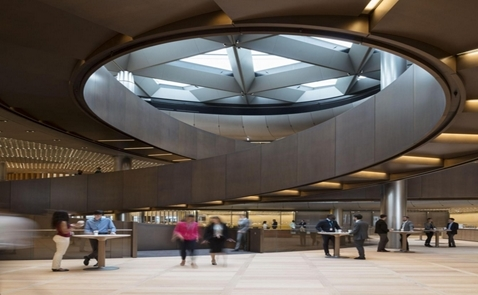 Bloomberg khai trương trụ sở mới hoành tráng tại Châu Âu