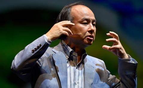 Softbank dự định đầu tư 880 tỉ USD vào các công ty công nghệ