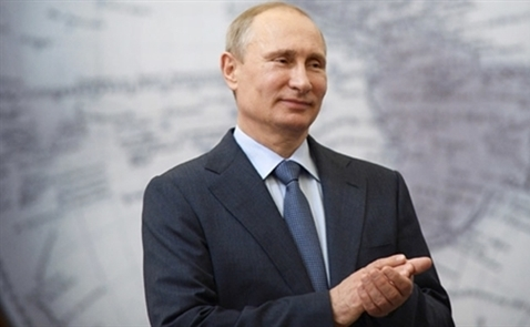 Tổng thống Putin sẽ đến Việt Nam dự hội nghị cấp cao APEC