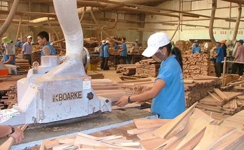 Xuất khẩu gỗ có thể đạt 8 tỉ USD