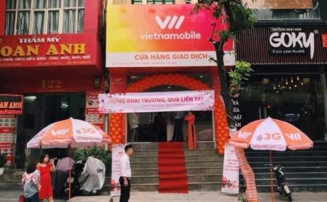 Vietnamobile đầu tư 70 triệu USD chuyển đổi cửa hàng giao dịch mới