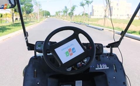 FPT sẽ giúp sinh viên Việt tiếp cận với công nghệ xe tự lái
