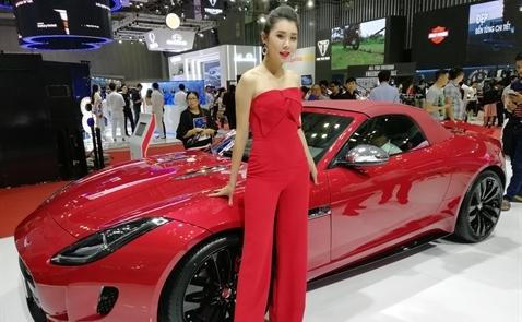 Toàn cảnh Triển lãm Vietnam International Motorshow 2017