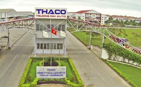 Trường Hải Thaco muốn chia thêm 20% cổ tức tiền mặt năm 2016