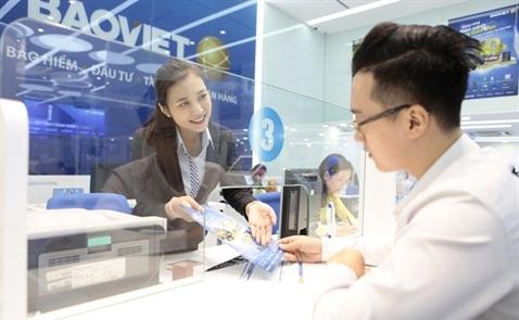 Bảo Việt cán mốc doanh thu tỉ USD
