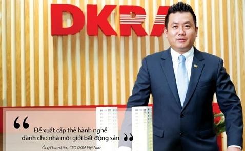DKRA Việt Nam: Tham vọng phát triển thương hiệu dịch vụ bất động sản toàn diện và am hiểu thị trường