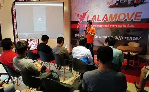 Startup Hồng Kông Lalamove gia nhập thị trường giao nhận Việt Nam