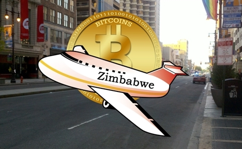 Ở Zimbabwe, Bitcoin hiện có giá 10.000USD