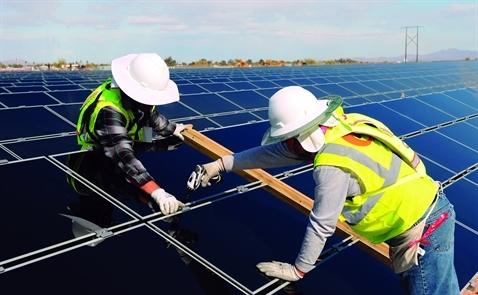 EU tài trợ phát triển điện mặt trời ở Đà Nẵng