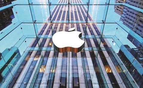 """""""Quả bom"""" tài chính ở Apple"""