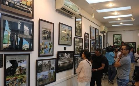 Ký ức Sài Gòn trong ảnh Tam Thái