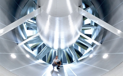 Trung tâm Thử nghiệm Mô phỏng Thực tế của Volkswagen