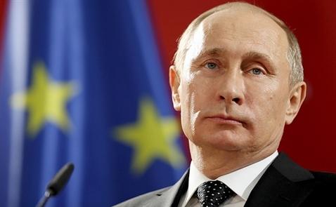 Tổng thống Putin chỉ đạo hỗ trợ Việt Nam 5 triệu USD khắc phục bão Damrey