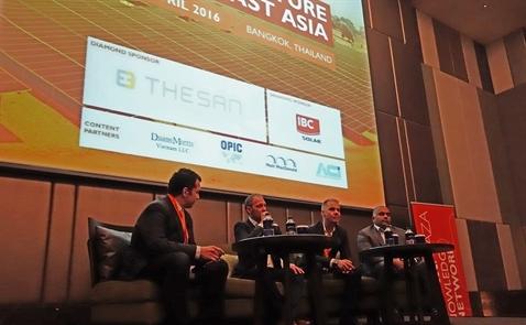 The Solar Future Vietnam: Kết nối các nhà cung ứng thiết bị năng lượng mặt trời trong và ngoài nước