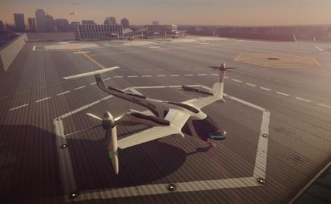 Uber hợp tác với NASA triển khai dịch vụ
