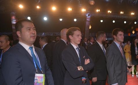 Thăm nơi đón tiếp 1.300 nhà lãnh đạo dự APEC