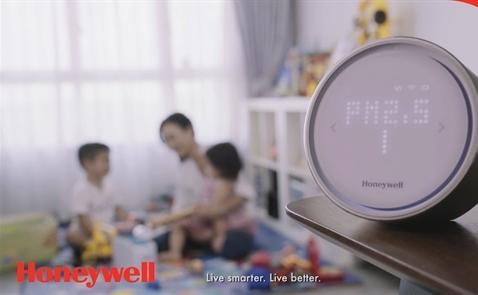 Thiết bị cảm biến Honeywell kiểm soát  ô nhiễm không khí