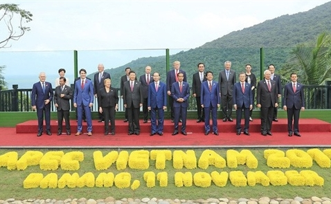 APEC 2017 bế mạc, thông qua Tuyên bố Đà Nẵng