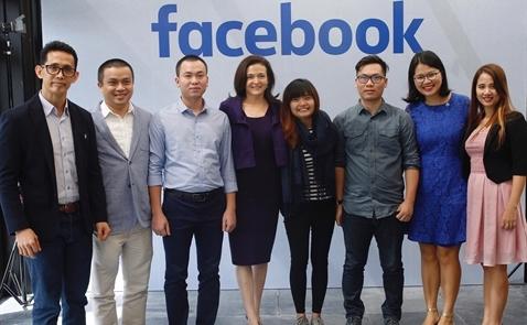 Facebook hỗ trợ phong trào khởi nghiệp tại Việt Nam