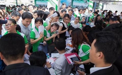Lovera Park: 2000 khách hàng tham dự 100% rổ hàng đợt 1 giao dịch thành công trong lễ giới thiệu