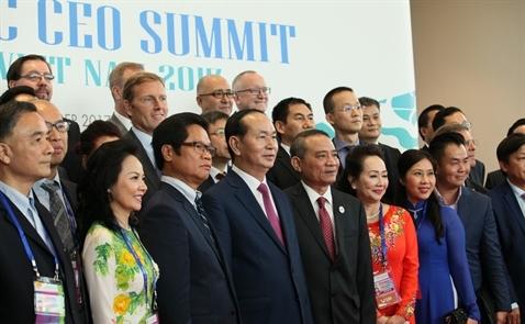 Tầm nhìn CEO Việt tại APEC