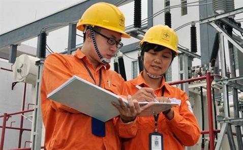 Giá điện dự kiến chia 6 bậc, tính theo % giá bình quân