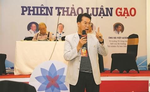 """Người tìm """"VISA"""" cho rau quả Việt"""