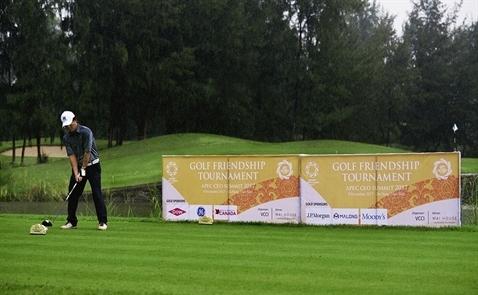 Ngoại giao golf ở APEC