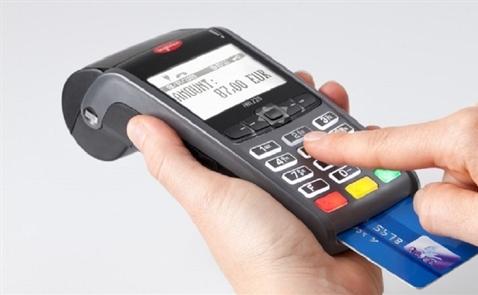 Thẻ tín dụng sẽ chỉ được rút tối đa 5 triệu đồng mỗi ngày