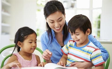 Phá vỡ bức tường trong giao tiếp với con trẻ