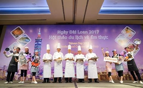 Quảng bá ẩm thực Đài Loan tại Việt Nam