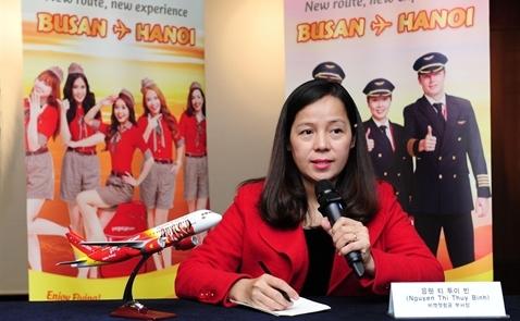Phó Tổng VietJetAir: Cách nhìn nhận thị trường tạo ra cơ hội kinh doanh