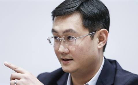 Pony Ma Huateng: Vua mới của mạng xã hội