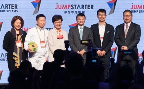 Ba start-up mới được Jack Ma hỗ trợ vốn