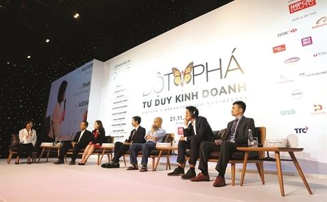 (Video) Hội nghị Đầu tư 2017: Đột phá tư duy kinh doanh