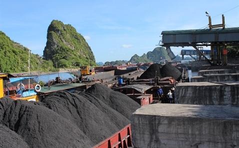 Viễn cảnh giảm tồn kho xuống 6 triệu tấn than vào năm 2018