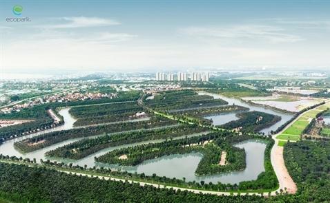 Ecopark chào dự án biệt thự siêu sang