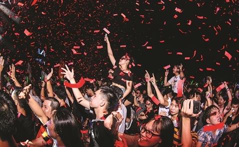 "EDM FESTIVAL: Marketing bằng ""trải nghiệm"""